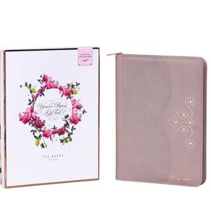 🆕 Ted Baker Lifestyle Organizer Travel Wallet
